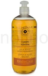 Brische Keratina sampon hajegyenesítésre (Shampoo Straight & Silkness Anti Frizz) 500ml