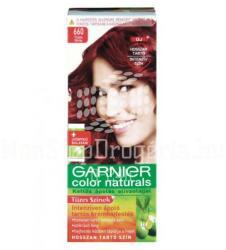Garnier Color Naturals Tüzes Vörös 6.60