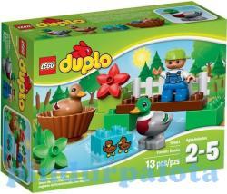 LEGO Duplo - Az erdő - Kacsák (10581)