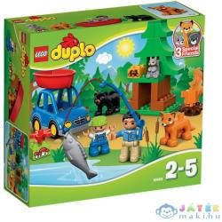 LEGO Duplo - Az erdő - Horgászkirándulás (10583)