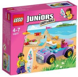LEGO Juniors - Tengerparti utazás (10677)