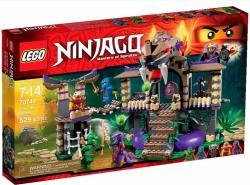 LEGO Ninjago - Lépj be Serpent birodalmába (70749)