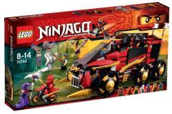 LEGO Ninjago - Nindzsa DB X (70750)