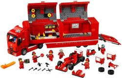 LEGO Speed Champions - F14 T és Scuderia Ferrari kamion (75913)
