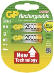 GP Batteries AA 2500mAh (2)