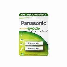 Panasonic AA Evolta 2050mAh (2) P6E/2BC2050