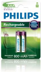 Philips ААА Rechargeable 800mAh (2)