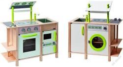 Woodyland Fa konyha mosógép 2 in 1 (90250)