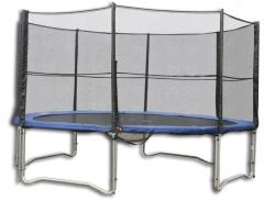 Spartan Set trambulină cu plasă de siguranţă 426cm (1259)