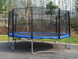 Spartan Set trambulină cu plasă de siguranţă 487cm (1092)