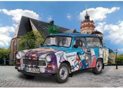 Revell Trabant 601S Universal 25 Jahre Mauerfall 1/35 2014