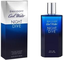 Davidoff Cool Water Night Dive Woman EDT 80ml Tester