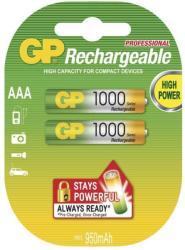 GP Batteries AAA 1000mAh (2)