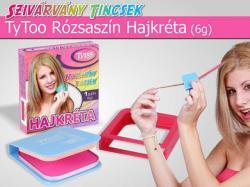 TYTOO Rózsaszín Hajkréta 6g