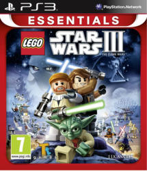 LucasArts LEGO Star Wars III The Clone Wars [Essentials] (PS3)
