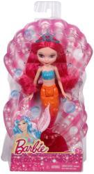 Mattel Barbie - Mini sellő baba - rózsaszín hajjal (CGM78)