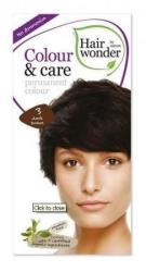 Hairwonder Colour&Care 3 Sötétbarna Hajfesték