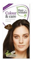 Hairwonder Colour&Care 4 Középbarna Hajfesték