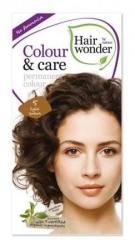 Hairwonder Colour&Care 5 Világosbarna Hajfesték