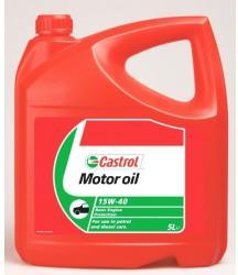 Castrol Motor Oil 15W-40 4L