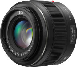 Leica DG 25mm f/1.4 Summilux Lumix G (MFT)