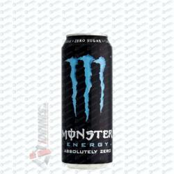 Monster Zero 500ml (12db/k)