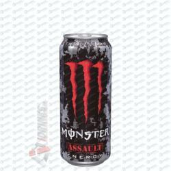 Monster Assault 500ml (12db/k)
