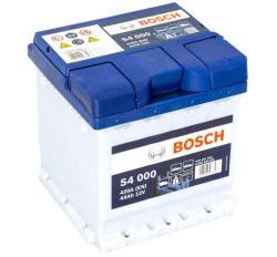 Bosch S4 44Ah 420A Jobb+ (0092S40001)