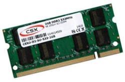 CSX 2GB DDR2 533Mhz CSXO-D2-SO-533-2G