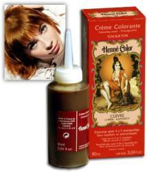 Henné Color Rézvörös Hajszinező Krém