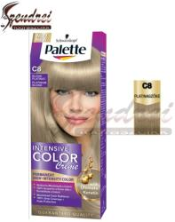 Palette Intensive Color Creme C8 Platinaszőke
