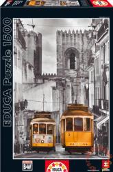 Educa Alfama negyed, Lisszabon 1500 db-os (16311)