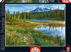 Educa Mount Rainier Nemzeti park, Egyesült Államok 1500 db-os (16309)