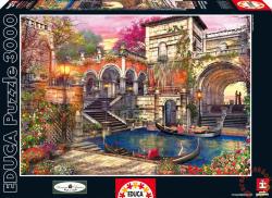 Educa Velencei románc 3000 db-os (16320)
