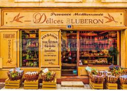 Educa Guido Borelli - Les Délices du Luberon (Luberon csemegeboltja) 2000 db-os (16317)