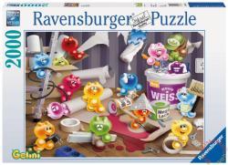Ravensburger Gelini: Költözés, káosz 2000 db-os (16675)