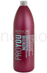 Revlon Pro You Nutritive sampon száraz hajra (Moisturizing and Nourishing Shampoo) 1000ml