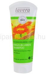 Lavera Hair Shampoo sampon normál és töredezett hajra (Marigolds Shampoo for normal and brittle hair without silikon) 200ml