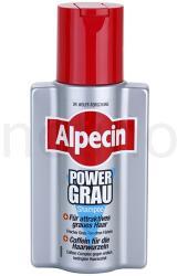 Alpecin Power Grau sampon a szürke árnyalatú haj kiemelésére 200ml