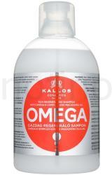 Kallos KJMN regeneráló sampon omega 6 komplexszel és makadámia olajjal (Rich Regenerating Shampoo with Omega-6 Complex and Macadamia Oil) 1000ml