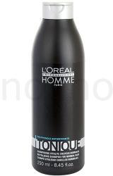 L'Oréal Homme Care tápláló sampon normál hajra (Tonique Shampoo) 250ml