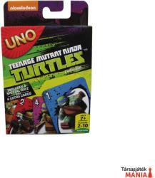 Mattel Tini nindzsa teknőcök UNO
