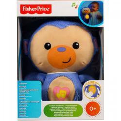 Fisher-Price Plüss altató majmocska (CDC64)