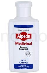 Alpecin Medicinal sampon koncentrátum korpásodás ellen 200ml