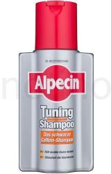Alpecin Tuning Shampoo tonizáló sampon az első ősz hajszálakra (For All Types Of Darker Shades Of Hair) 200ml