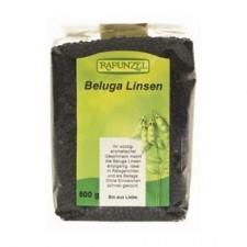 RAPUNZEL Bio Beluga fekete lencse (500g)