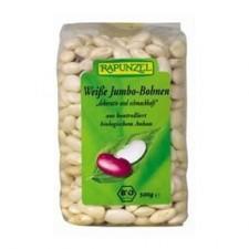 RAPUNZEL Bio fehér jumbo bab (500g)