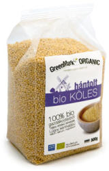 GreenMark Organic Hántolt bio köles (500g)