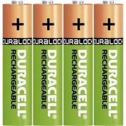 Duracell AAA Stay Charged 800mAh (4)