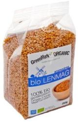 GreenMark Organic Aranysárga bio lenmag (250g)